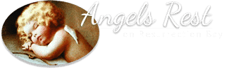 Angels Rest on Resurrection Bay, LLC Logo
